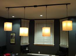 track lighting with pendants homesfeed