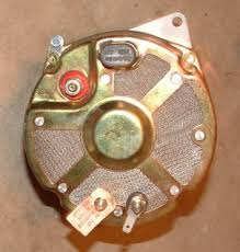 aq131a new alternator wiring