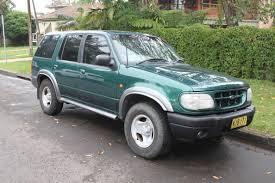 99 ford explorer 2 door file 1999 ford explorer uq xl 5 door wagon 23097179681 jpg