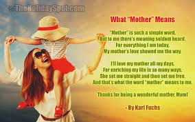 my s day and poetry collection for mothers day
