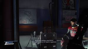 prey how to open the safe in the simulation debriefing room and
