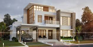House Baby Nursery Contemporary Two Story House Designs Contemporary