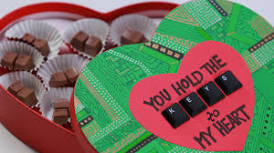 computer keyboard chocolates nerdy nummies youtube