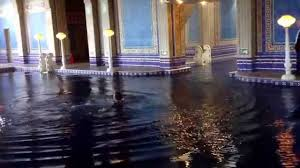 crazy dude jumps into roman pool at hearst castle 04 18 14 youtube