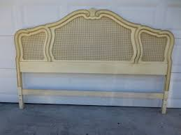 french chateau king size headboard louis xvii victorian provincial
