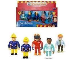 fireman sam figures ebay