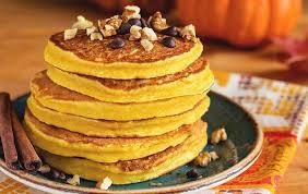 delicious pumpkin pancakes thanksgiving recipe irishcentral