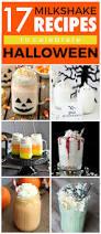 17 halloween milkshake recipes love and marriage