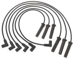 amazon com acdelco 9726uu professional spark plug wire set