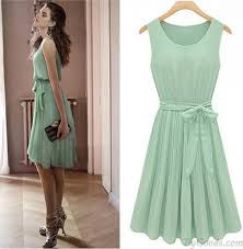 new fashion mint green bat sleeve dress fashion dresses