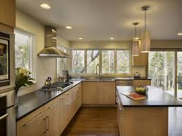 kitchen design in mid century modern house design in conshohocken