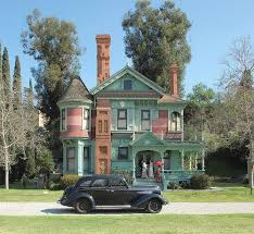 victorian mansions at heritage square los angeles available for