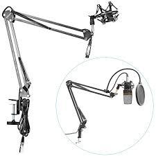 Microphone Desk Arm Pro Audio Microphone Boom Arms Ebay