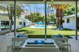 massive midcentury compound in palm springs asks 4 4m curbed la