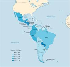 Maps Of South America Latin America Operation World