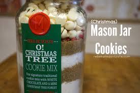 baking my christmas mason jar cookies u2013 the rebekah koontz site