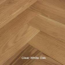 Prefinished White Oak Flooring Herringbone Chevron Hardwood Floors Introduction Pricing