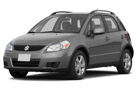 2012 suzuki sx4 new car test drive