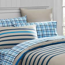 seafarer stripe duvet cover full queen khaki slickdeals net