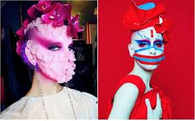 Makeup Artist In Queens The Otherworldly Personas Of Makeup Artist Ryan Burke Neatorama