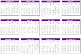 printable calendar yearly 2014 calendar