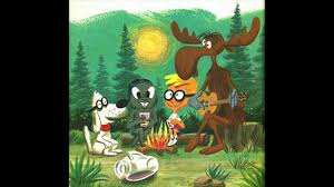 the rocky and bullwinkle show rocky and bullwinkle music video dailymotion