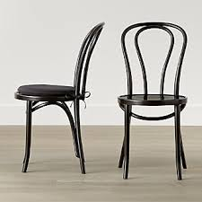 Metal Wood Chair Dining Room Chairs And Kitchen Chairs Crate And Barrel