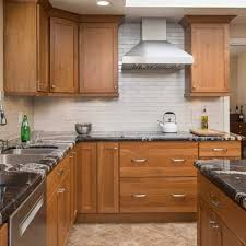 cherry shaker kitchen cabinet doors shaker kitchen cabinets raby home solutions albuquerque nm