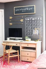 office decor home office wall decor ideas inspiration ideas decor desk drawers