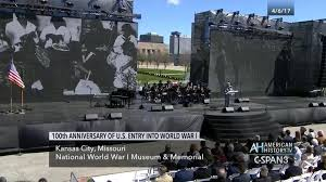 world war 100th anniversary ceremony apr 6 2017 c span org