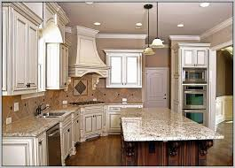 elegant painting kitchen cabinets cream color 71 for house