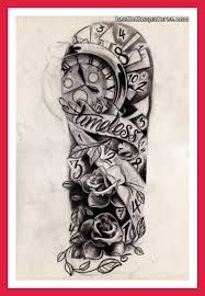 half sleeve tattoos for men black and grey half sleeve tattoo