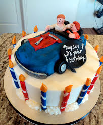 happy birthday jeep cake delectable cakes july 2012