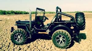 jeep india modified offroading in willys jeep india youtube