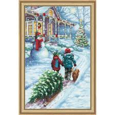 dimensions tradition counted cross stitch