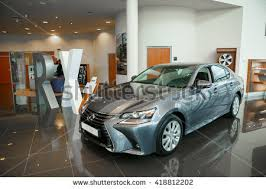 lexus showroom lexus stock images royalty free images vectors