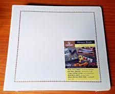 scrapbook binder canson archival scrapbook photo album ebay
