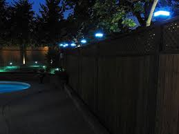 bright night solar lighting 4x6 fence post solar light by free light 4x6 post cap solar lights