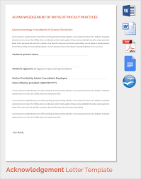 sample acknowledgement of service form 22 download documents in