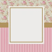 Shabby Chic Pink Wallpaper by Shabby Chic Wallpaper Border Salon Ideas Pinterest Shabby