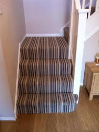 my new stair carpet 100 wool stripes from john lewis it is