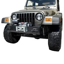 Rugged Ridge Tire Carrier Rugged Ridge Xhd Bumper Cj Yj Tj 11540 40