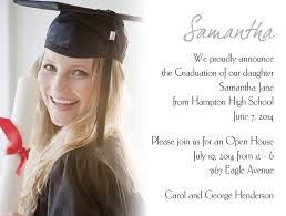 high school graduation announcement wording high school graduation announcements cloveranddot