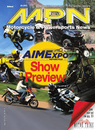motorcycle u0026 powersports news september 2013 by babcox media issuu