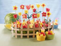 fruits arrangements for a party edible fruit arrangements