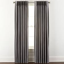 Jcpenney Curtains And Drapes Gray Curtains Drapes For Window Jcpenney