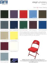 Cushioned Bleacher Seats With Backs Folding Chair For Sporting Venues 3