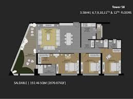 floors plans amanora future towers 58 floor plans
