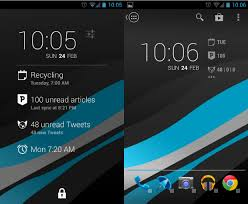 best clock widget for android best lock screen widgets for android phones tricks