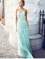 distributors of discount pink flowy bridesmaid dresses 2017